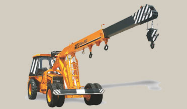 Cranes & Forklifts Leasing